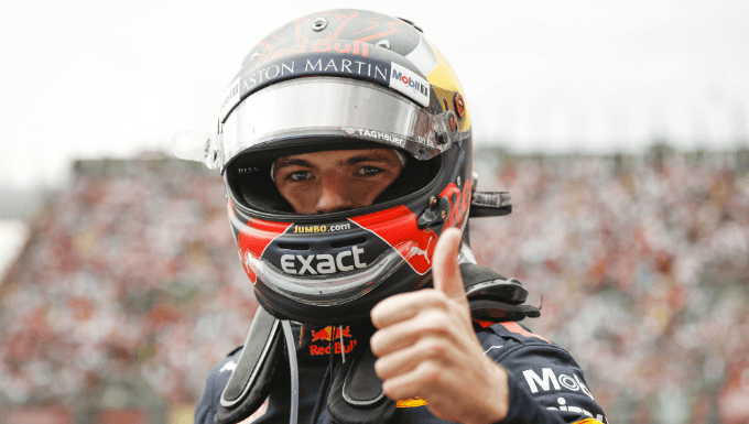 2018 Brazilian Grand Prix Betting Tips: Verstappen To Star
