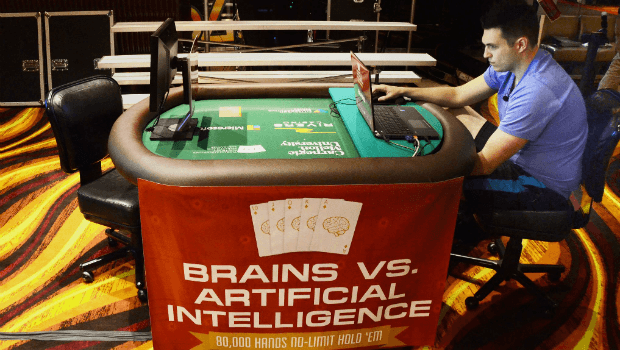 Brains vs AI: Professional Poker Players Dominated by Artificial Intelligence