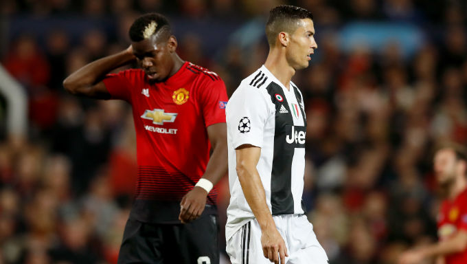 Juventus vs Man Utd Betting: Visitors to Come From Behind