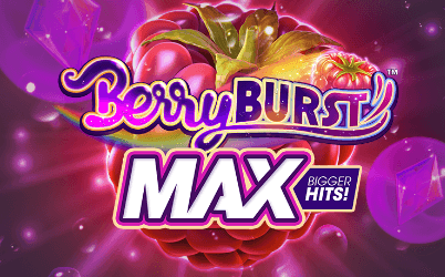 BerryBurst MAX spilleautomat omtale