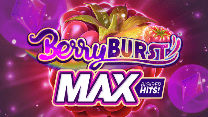 BerryBurst MAX spilleautomat vurdering