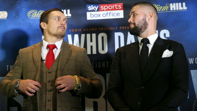 Oleksandr Usyk vs Tony Bellew Tips, Odds and Analysis