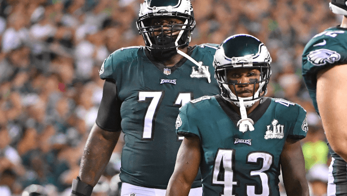 Philadelphia Eagles vs. Dallas Cowboys Betting Tips & Picks