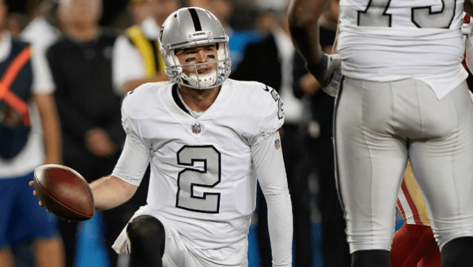 Oakland Raiders vs Los Angeles Chargers Betting Tips & Picks