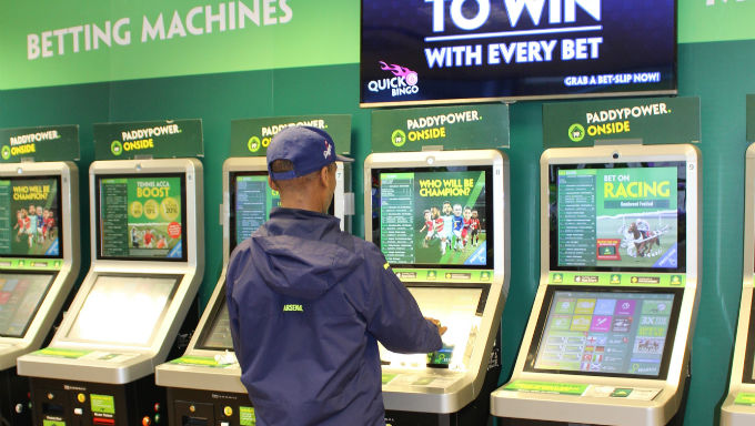 FOBT Row Rumbles on as UK Government Faces Forced U-Turn