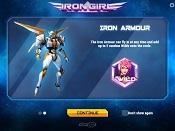 Iron Girl Skjermbilde 2