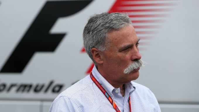 Chase Carey: 'Betting Deal Will Make F1 More Interesting'