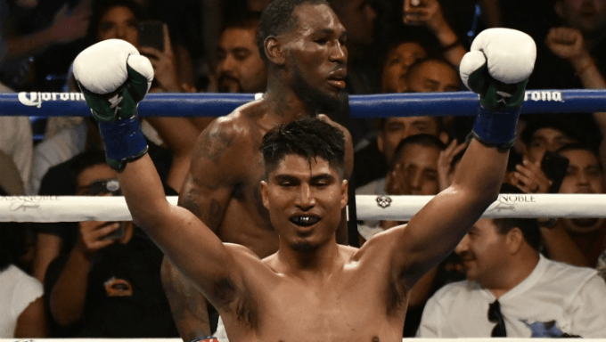 mikey garcia vs errol spence jr ppv