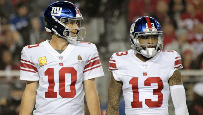 Giants-Bucs Betting Preview, Odds, Tips & Top Bets to Back
