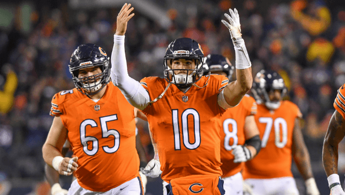 Bears vs Lions Betting Tips & Top Bets to Back NFL Week 12