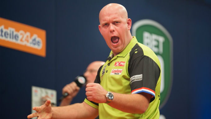 Players Championship Darts Betting Tips: Who Can Stop MVG?