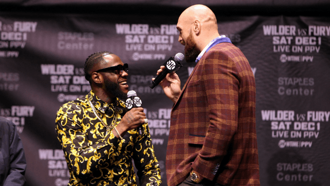 LISTEN: The Ultimate Wilder vs. Fury Fight Preview & Tips