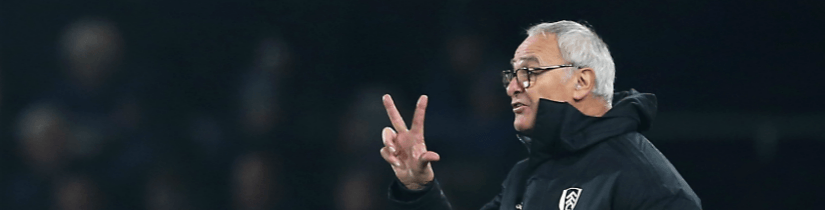 Fulham Backed to Beat Southampton After Hiring Ranieri