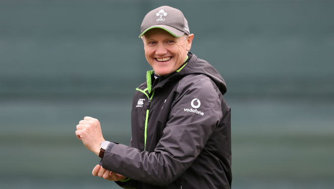Joe Schmidt 3/1 To Bow Out of Ireland Job with World Cup Win