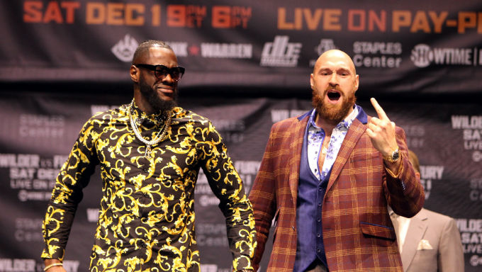 Deontay Wilder vs Tyson Fury Betting Tips: Why To Back Fury