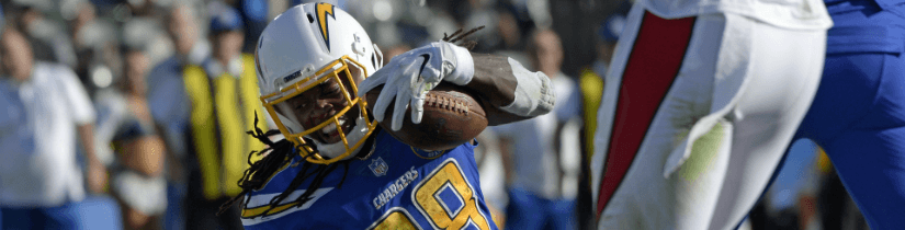 Melvin Gordon MCL Injury Impacts Chargers' AFC West Hopes