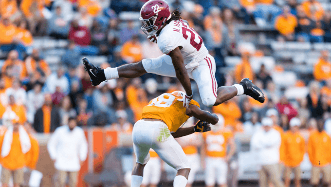SEC Championship Game 2018 Betting: Alabama vs Georgia