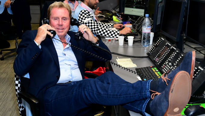 'I'm a Celebrity' Favourite Harry Redknapp's Odds Slashed