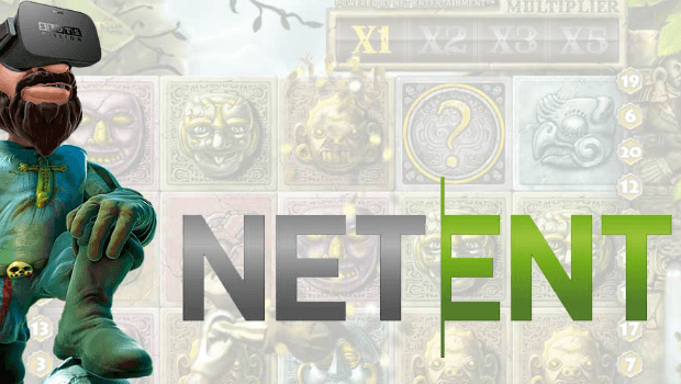 NetEnt to Launch First Virtual Reality Slot for Online Casinos
