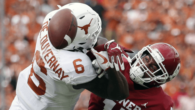 Big 12 Championship 2018 Betting Tips: Texas vs Oklahoma