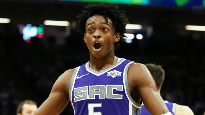 Is De'Aaron Fox the Bet for NBA Most Improved Player 2019?