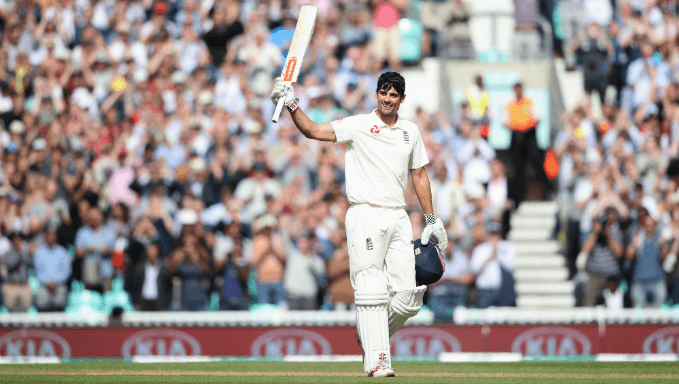 Alastair Cook England Cricket