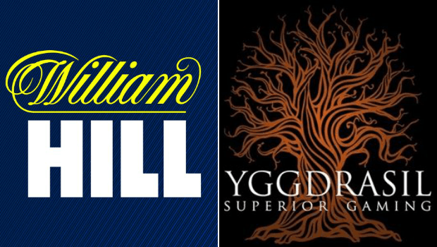 William Hill and Yggdrasil Team Up for Exclusive Slot Deals