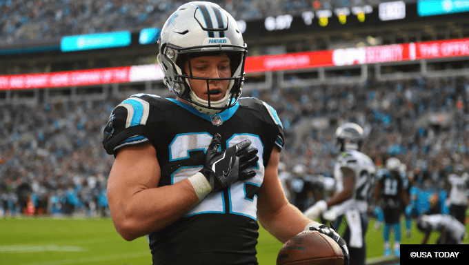 Adam Caplan's NFL Daily Fantasy Top Plays for Week 13