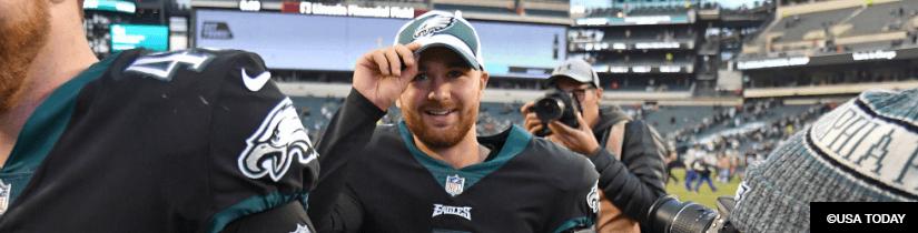 Monday Night Football Betting Week 13: Redskins at Eagles
