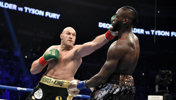Deontay Wilder - Tyson Fury rematch will end 'controversial talk' over decision