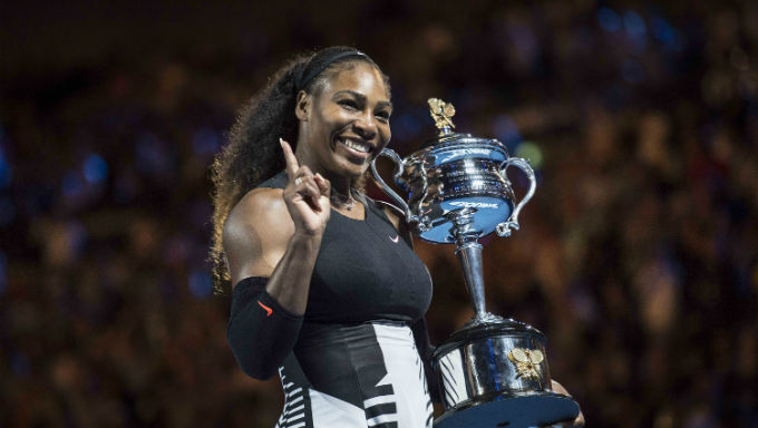 Serena Williams Backed to Equal Record in Australian Open