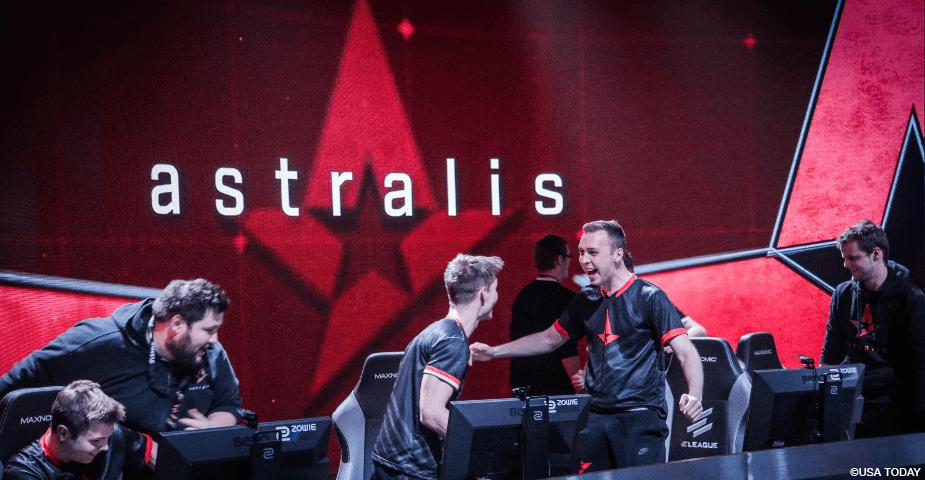 Unibet blir bettingpartner för danska CS:GO-laget Astralis