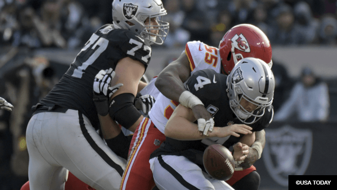 Steelers vs Raiders Betting Odds, Tips & Picks NFL Week 14