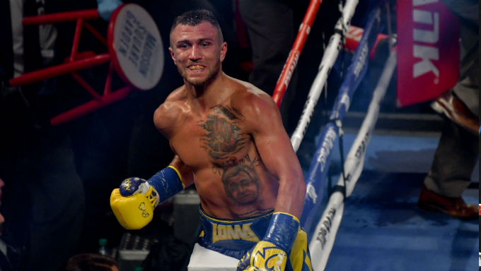 Vasiliy Lomachenko vs Jose Pedraza: Fight To Go The Distance