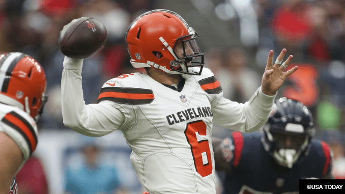 Adam Caplan's NFL Daily Fantasy Top Plays for Week 14