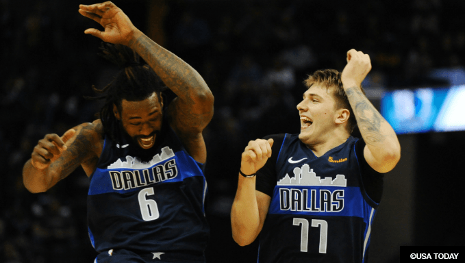 How Far Can ROY Leader Luka Doncic Take the Dallas Mavs?