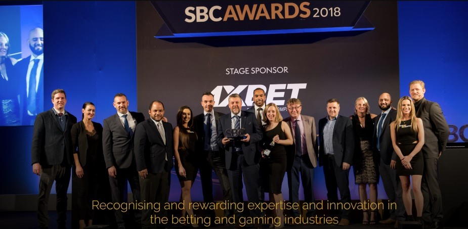 Flera svenska vinnare på SBC Awards i London