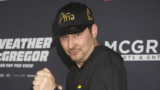 Phil Hellmuth Scores $23,000 Off Tennis Pro in Prop Bet