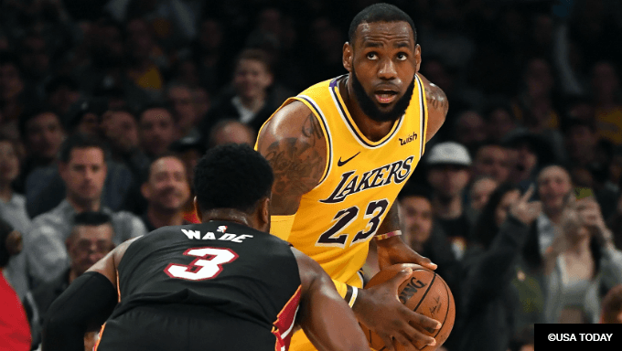 NBA MVP Betting 2019: LeBron James Should Be Bet of Choice