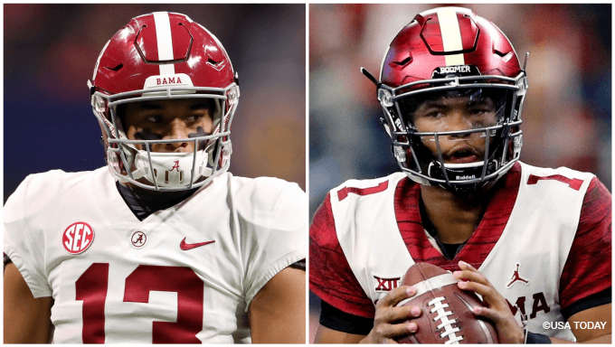 Alabama-Oklahoma CFP Semifinal Betting Odds, Tips & Picks