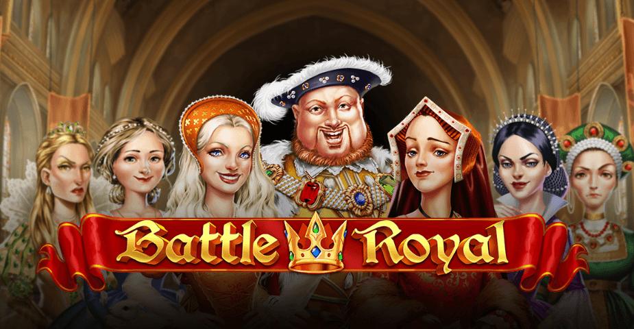 Battle Royal: nytt spelsläpp från Play'n GO denna vecka