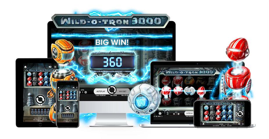 NetEnt lanserar sci-fi-slot & Bethard får nytt live casino