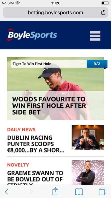 Boylesports betting football parlays about ready reckoner betting