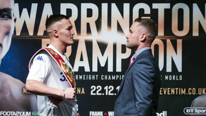 Why You Should Bet on Josh Warrington to Beat Carl Frampton