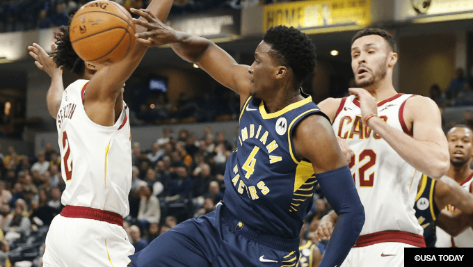 Should You Bet Longshot Pacers & Victor Oladipo in NBA East?