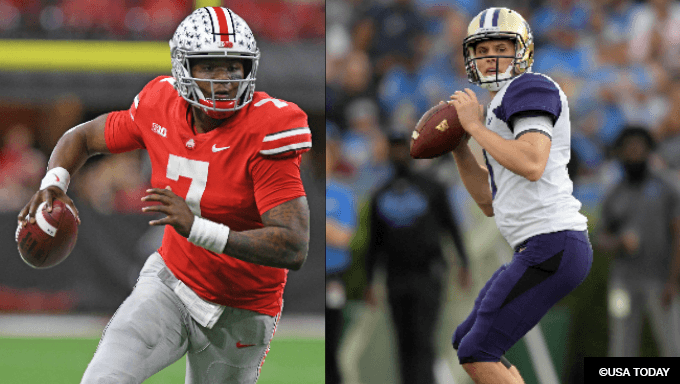 Rose Bowl 2019 Betting Preview: Ohio State vs. Washington