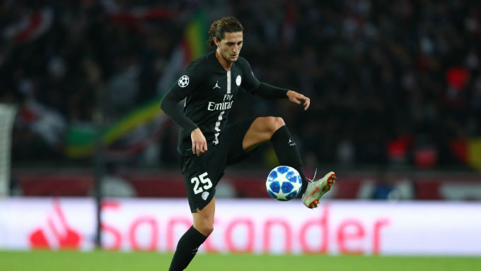 Barcelona Favourites To Sign Adrien Rabiot Amid PSG Feud