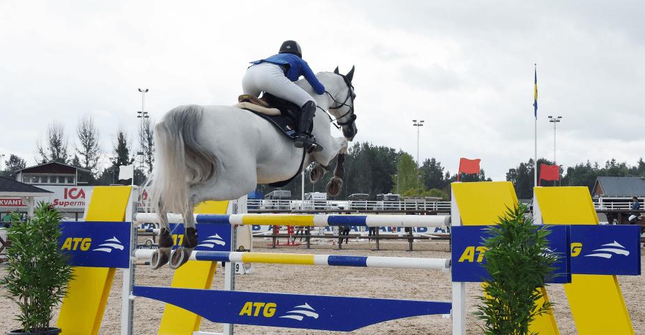 ATG Rider League: spela på ny hopptävling