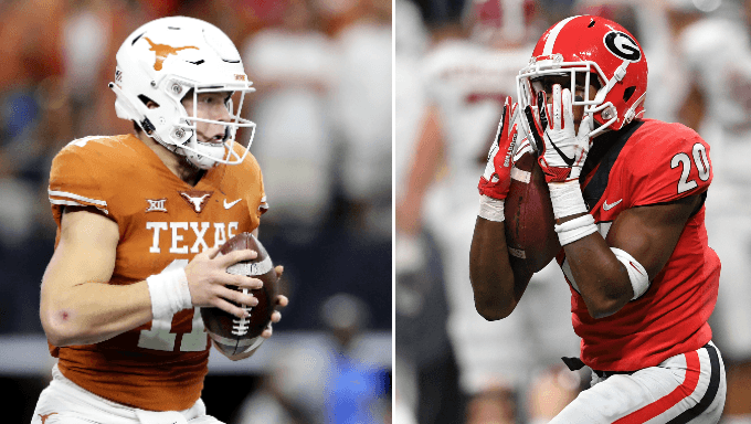 Sugar Bowl 2019 Betting Tips and Picks: Georgia vs. Texas