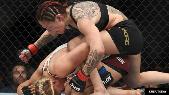Cris Cyborg-Amanda Nunes UFC 232 Betting Tips & Top Picks